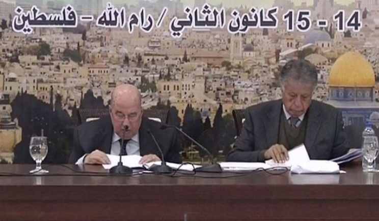 Final Statement Issued by Palestine liberation Organization's Central Council
