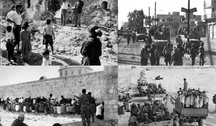 The 53rd anniversary of the setback (Naksa) PNC confirms moving ahead with the implementation of the decision to absolve from agreements with the Israeli occupation in defense of rights
